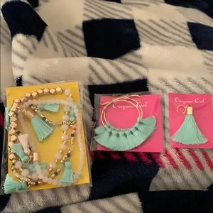 Origami Owl Jewelry Set